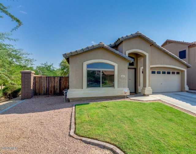 Photo of 16051 W HILTON Avenue, Goodyear, AZ 85338