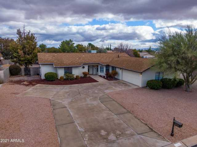 Photo of 2629 CHERRY HILLS Drive, Sierra Vista, AZ 85650
