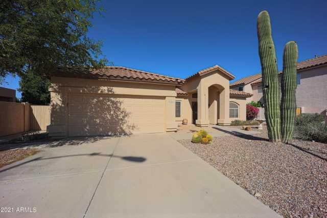 Photo of 3456 N PLATINA Circle, Mesa, AZ 85215