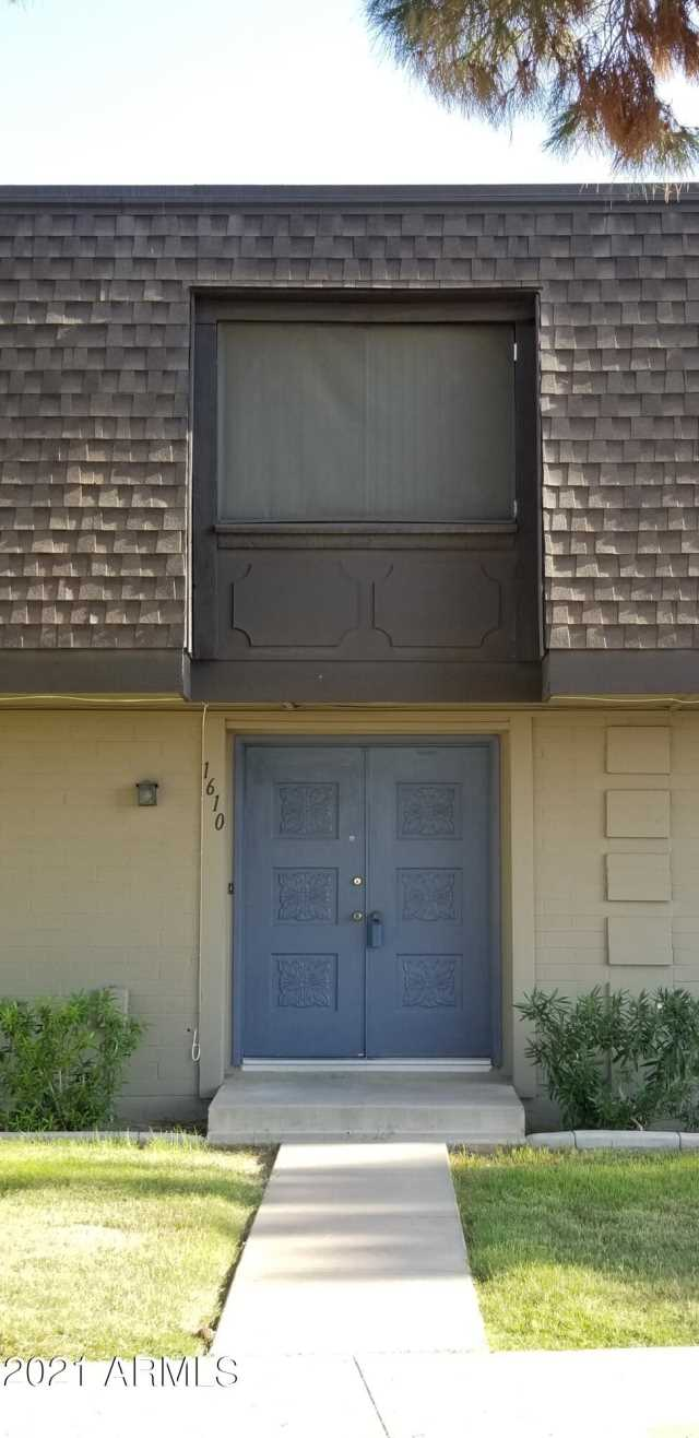 Photo of 1610 E Baker Drive, Tempe, AZ 85282