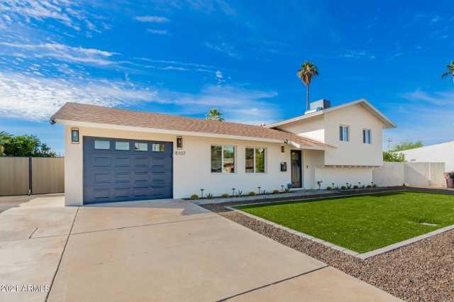 Photo of 8107 E SAN MIGUEL Avenue, Scottsdale, AZ 85250