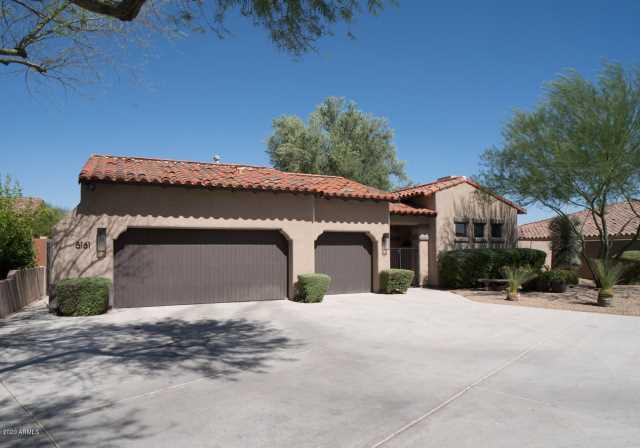 Photo of 8161 E WING SHADOW Road, Scottsdale, AZ 85255