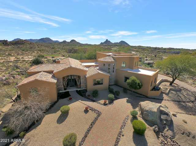 Photo of 10279 E TROON NORTH Drive, Scottsdale, AZ 85262