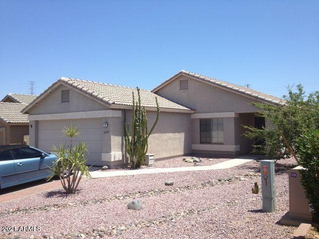Photo of 6505 W WEST WIND Drive, Glendale, AZ 85310
