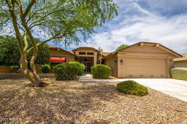 Photo of 20406 N SPRING MEADOW Drive, Sun City West, AZ 85375