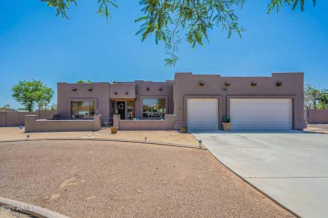 Photo of 24603 W Mark Lane, Wittmann, AZ 85361