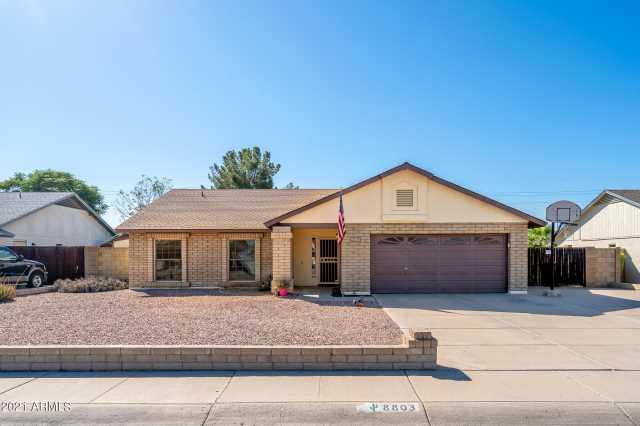 Photo of 8803 W SELDON Lane, Peoria, AZ 85345
