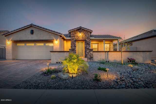 Photo of 16760 S 180TH Drive, Goodyear, AZ 85338