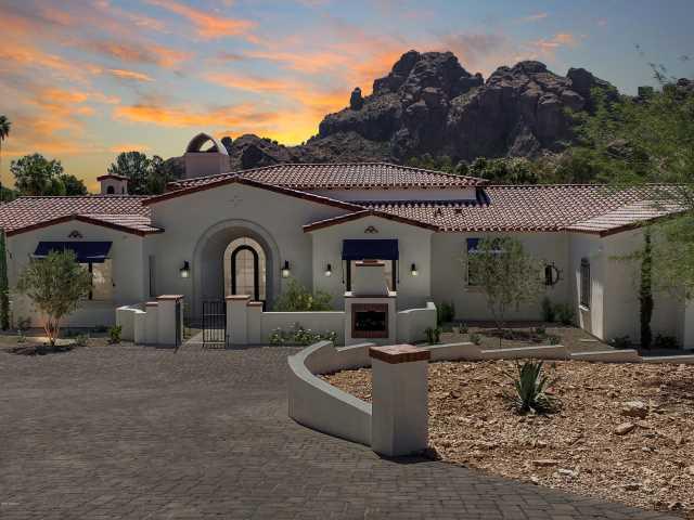 Photo of 6001 N 45th Street, Paradise Valley, AZ 85253