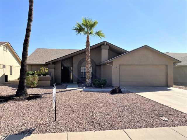 Photo of 9815 W WESCOTT Drive, Peoria, AZ 85382