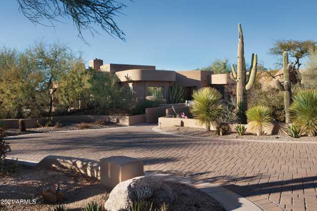 Photo of 10046 E HIDDEN VALLEY Road, Scottsdale, AZ 85262