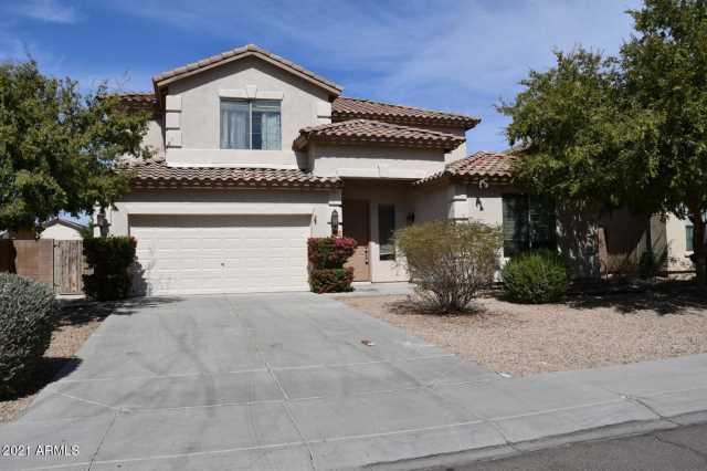 Photo of 8642 W MALAPAI Drive, Peoria, AZ 85345