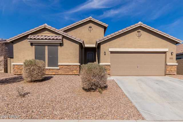 Photo of 18352 W ONYX Avenue, Waddell, AZ 85355