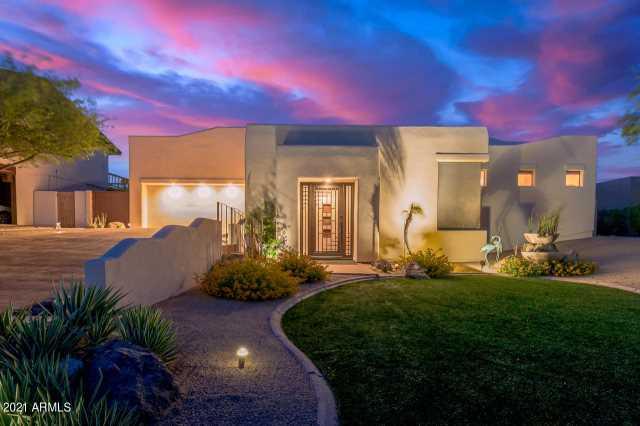 Photo of 15610 E MUSTANG Drive, Fountain Hills, AZ 85268