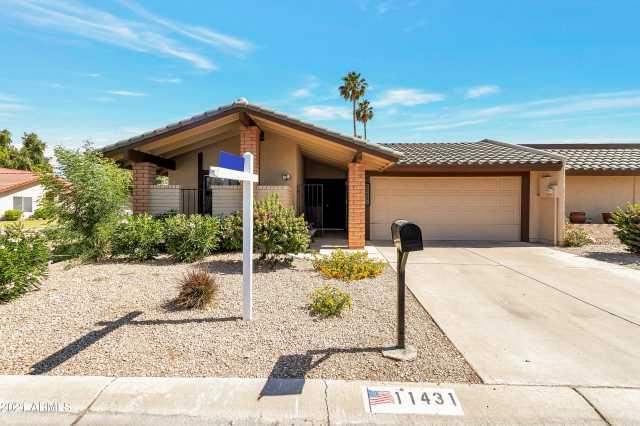 Photo of 11431 S MAZE Court, Phoenix, AZ 85044