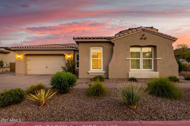 Photo of 9857 E Jaeger Street, Mesa, AZ 85207
