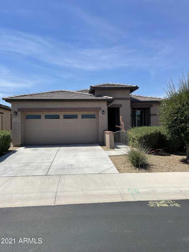 Photo of 17889 W SILVER FOX Way, Goodyear, AZ 85338