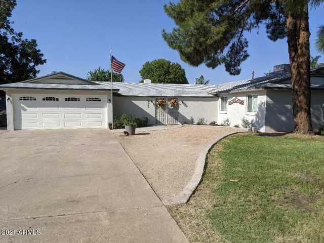 Photo of 6626 W SWEETWATER Avenue, Glendale, AZ 85304
