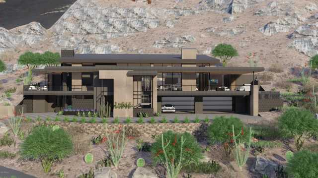 Photo of 5221 E CHENEY Drive, Paradise Valley, AZ 85253