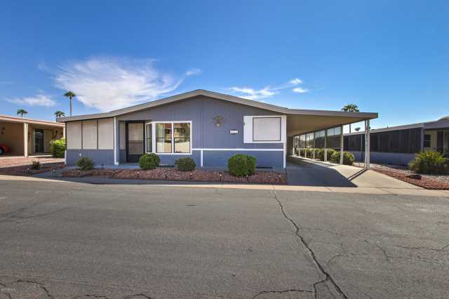 Photo of 6209 E MCKELLIPS Road #457, Mesa, AZ 85215