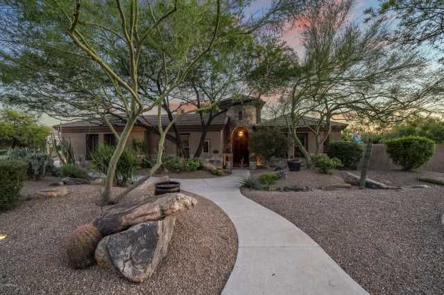Photo of 11051 E MEADOWHILL Drive, Scottsdale, AZ 85255