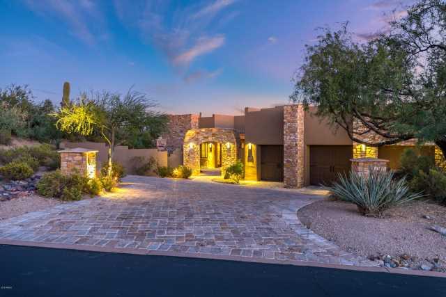 Photo of 41773 N Stone Cutter Drive, Scottsdale, AZ 85262