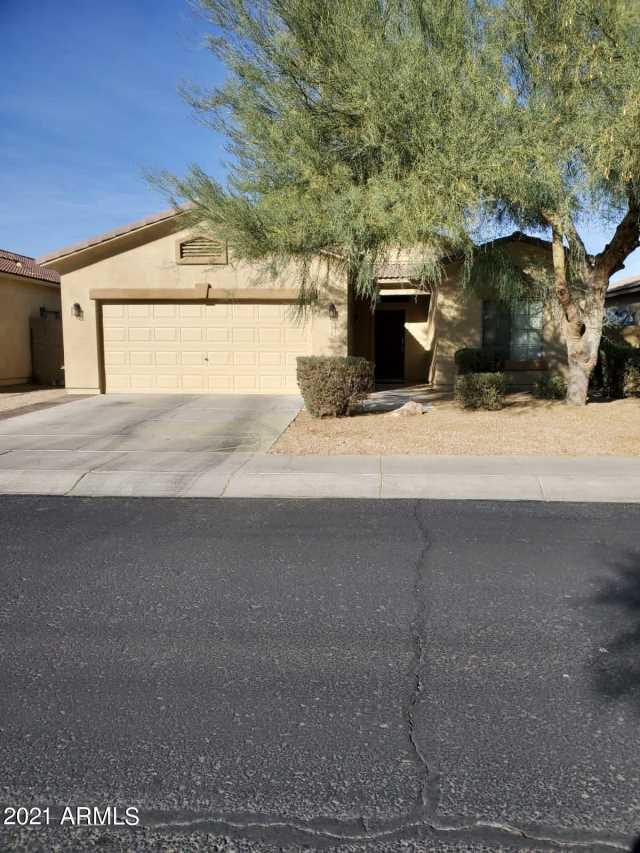Photo of 12124 W OCOTILLO Lane, El Mirage, AZ 85335