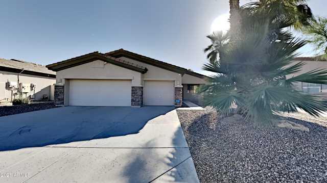 Photo of 2898 N 141ST Avenue, Goodyear, AZ 85395