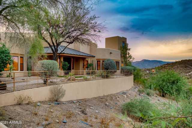Photo of 37450 N NEVER MIND Trail, Carefree, AZ 85377