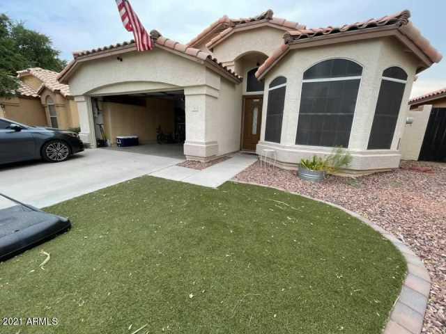 Photo of 2712 N 126TH Drive, Avondale, AZ 85392