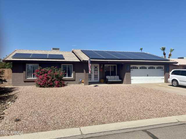 Photo of 714 E CALLE BOLO Lane, Goodyear, AZ 85338