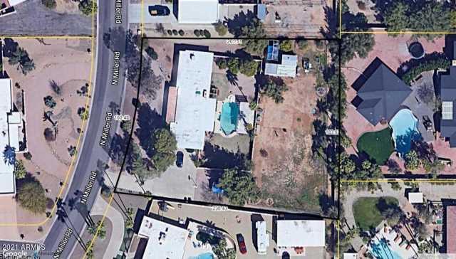 Photo of 12027 N MILLER Road, Scottsdale, AZ 85260