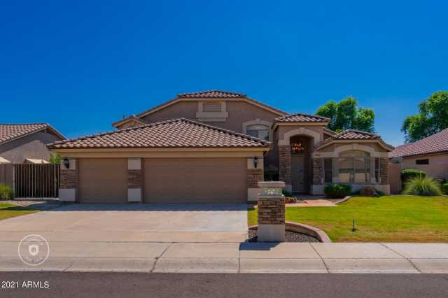 Photo of 6967 W MORNING DOVE Drive, Glendale, AZ 85308