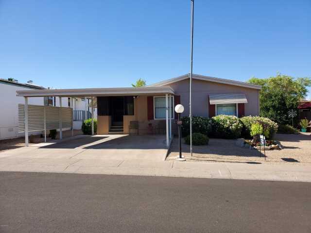 Photo of 2233 E BEHREND Drive #Lot 125, Phoenix, AZ 85024
