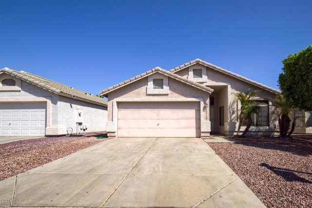 Photo of 12918 W VOLTAIRE Avenue, El Mirage, AZ 85335