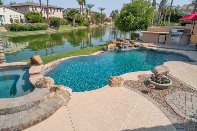Photo of 4543 S WILDFLOWER Place, Chandler, AZ 85248