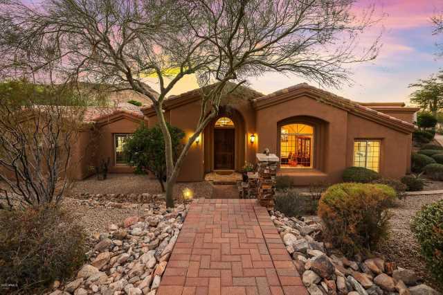 Photo of 14319 E COYOTE Road, Scottsdale, AZ 85259
