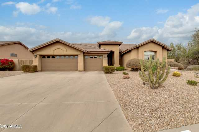 Photo of 9636 E BALANCING ROCK Road, Scottsdale, AZ 85262