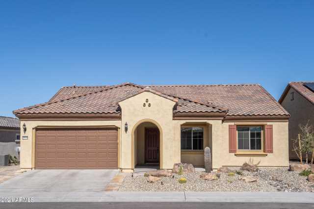 Photo of 25930 W JASON Drive, Buckeye, AZ 85396