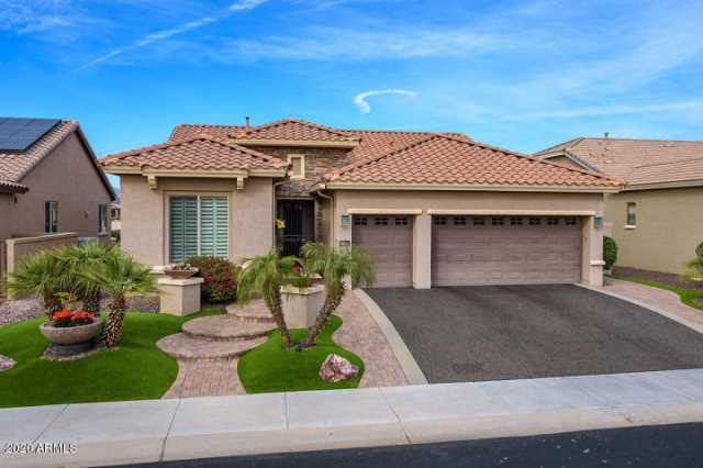 Photo of 15580 W ROANOKE Avenue, Goodyear, AZ 85395