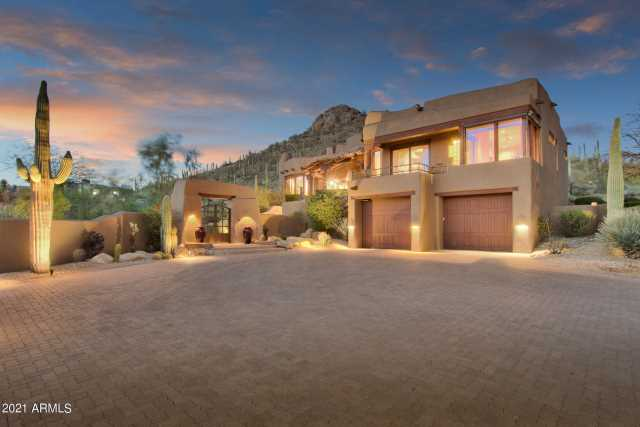 Photo of 11440 E BLACK ROCK Road, Scottsdale, AZ 85255