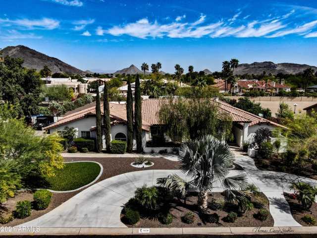 Photo of 5320 W SOFT WIND Drive, Glendale, AZ 85310