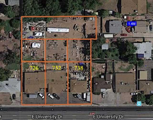 Photo of 726-738 E UNIVERSITY Drive, Mesa, AZ 85203