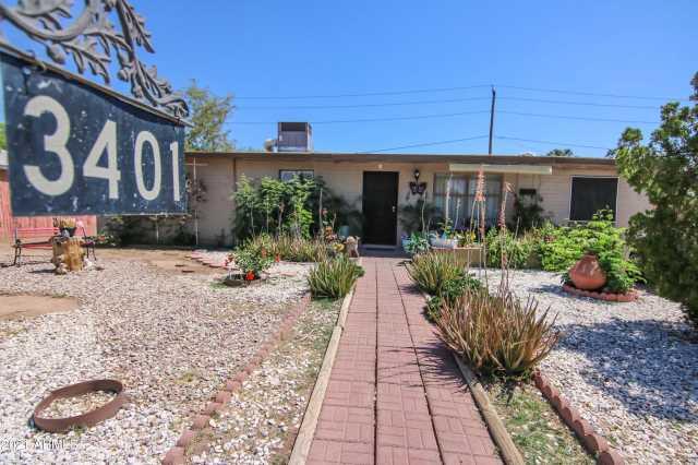 Photo of 3401 W CAMBRIDGE Avenue, Phoenix, AZ 85009