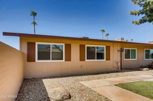 Photo of 10873 W SANTA FE Drive, Sun City, AZ 85351