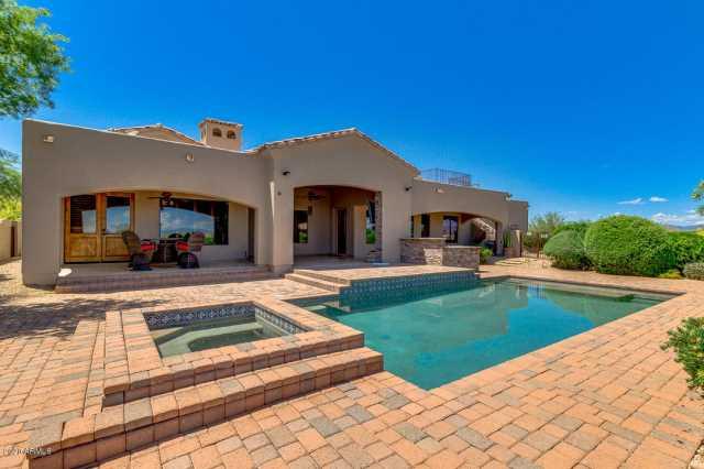 Photo of 14016 E MILTON Court, Scottsdale, AZ 85262
