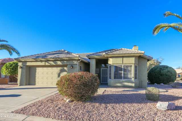 Photo of 9134 E CRYSTAL Drive, Sun Lakes, AZ 85248