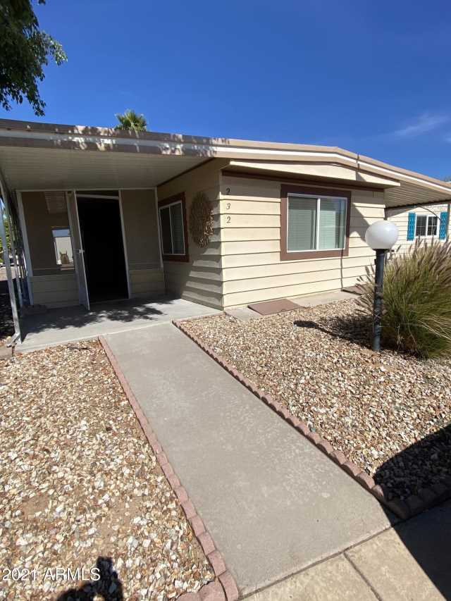 Photo of 8103 E SOUTHERN Avenue #232, Mesa, AZ 85209