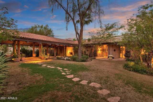 Photo of 3730 E CAMINO SIN NOMBRE --, Paradise Valley, AZ 85253