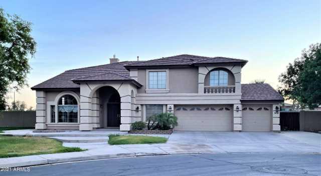 Photo of 5510 N 132ND Drive, Litchfield Park, AZ 85340